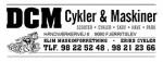 DCM Cykler & Maskiner